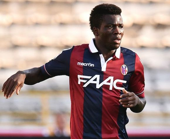 Godfred Donsah: Bologna midfielder among SEVEN best young players in Italy
