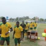 Ebusua Dwarfs finalize preparations with 0-0 draw with Karela FC