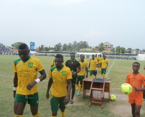 Ebusua Dwarfs finalize preparations with 0-0 draw with Karela FC