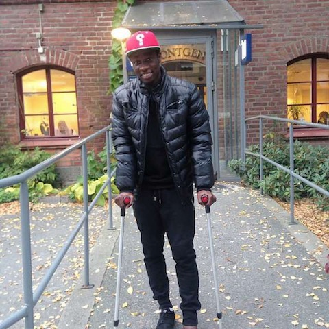 Crocked Ebenezer Ofori ruled out of AIK Stockholm season opener