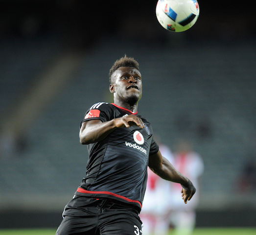 Bafana Bafana legend wants Pirates coach to stop playing Edwin Gyimah as centre back