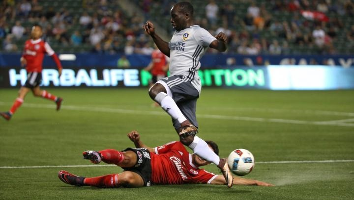 Ema Boateng debuts for LA Galaxy in friendly against Mexican side Tijuana