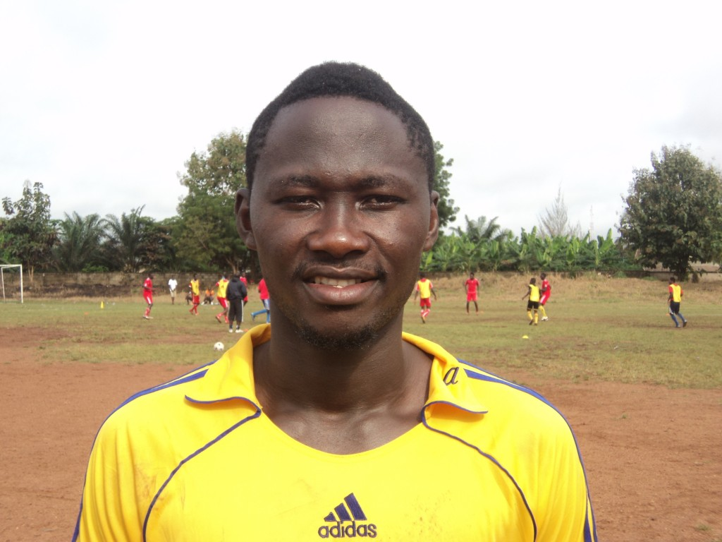 Ghanaian players should be paid weekly if... - Ex-Kotoko forward Eric Bekoe