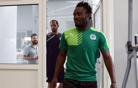I came to Greece to win titles with Panathinaikos- Michael Essien
