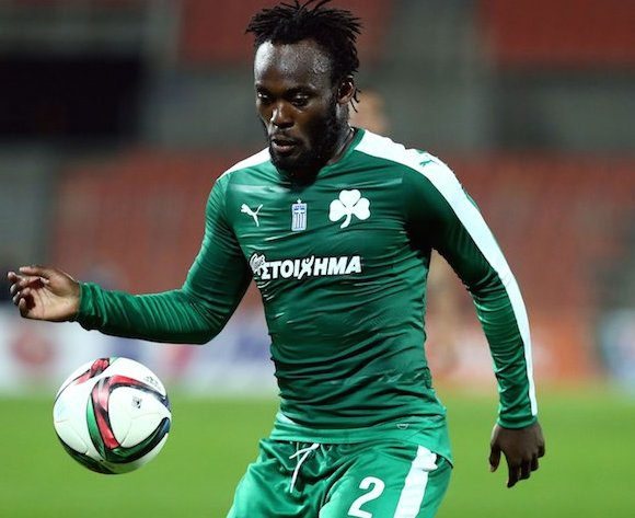 Panathinaikos star Michael Essien's home in Athens burgled