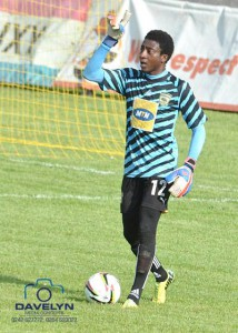 My injury has not dispirited me - Kotoko goalie Felix Annan