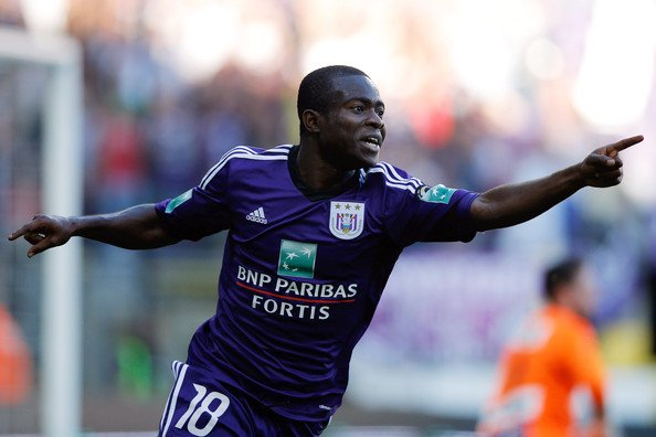 Anderlecht midfielder Frank Acheampong yearns for attacking midfield role after heroics