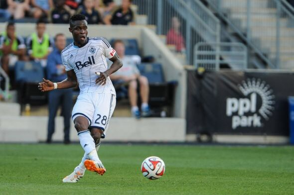 Vancouver Whitecaps sell Ghanaian midfielder Gershon Koffie to New England Revolution