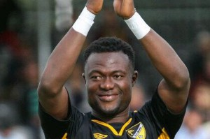 Ghanaian defender Gideon Baah arrives in US to complete New York Red Bulls switch