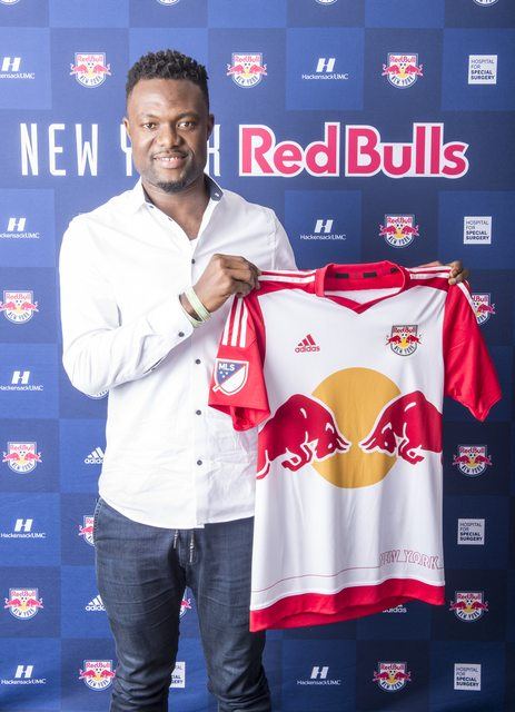 Ghana defender Gideon Baah reveals Lloyd Sam's influence in New York Red Bulls move