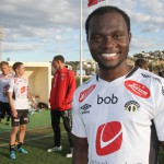 Leaked Black Stars squad to face Uganda and South Africa; Sogndal midfielder Gilbert Koomson handed debut call-up