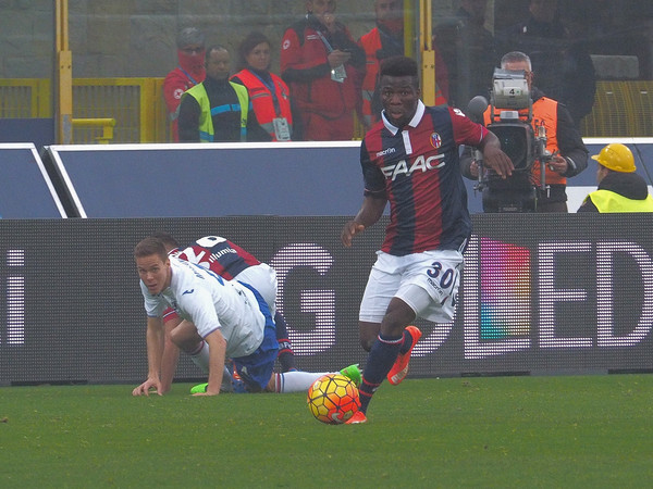 Promising midfielder Godfred Donsah reiterates desire to leave Bologna