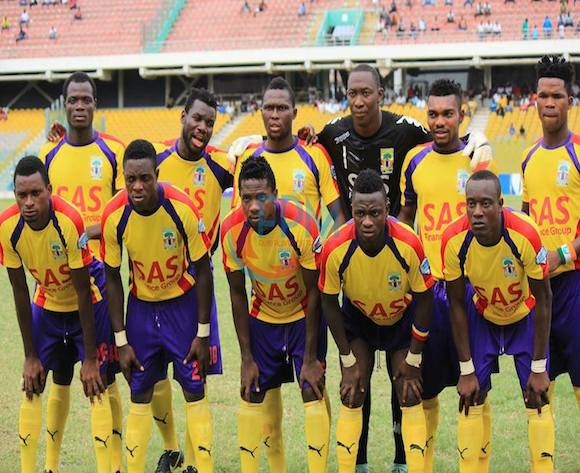 High morale in Hearts of Oak camp as club settle players' enticement fees