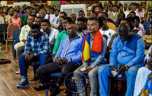 Hearts of Oak get special prayers from Perez Chapel ahead of season start