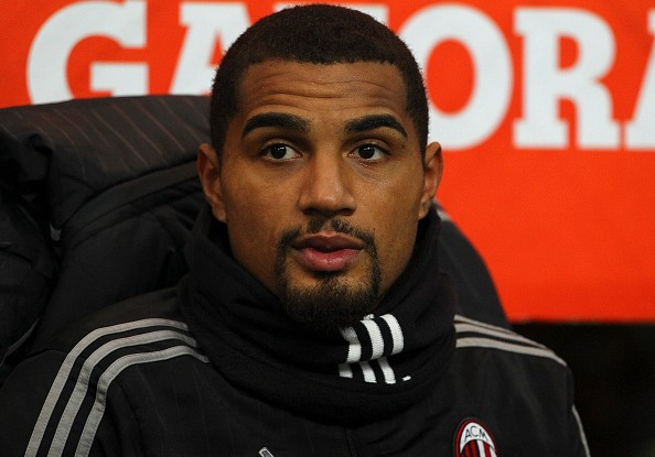 Kevin Prince Boateng could start for Milan against Udinese this weekend