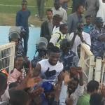 Ghanaian Abeiku Ainooson wins man-of-match in Al Hilas's victory over Al Shandi
