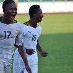 AFCON U-23 qualifier: Black Meteors striker Joel Fameyeh eyes massive victory over Togo