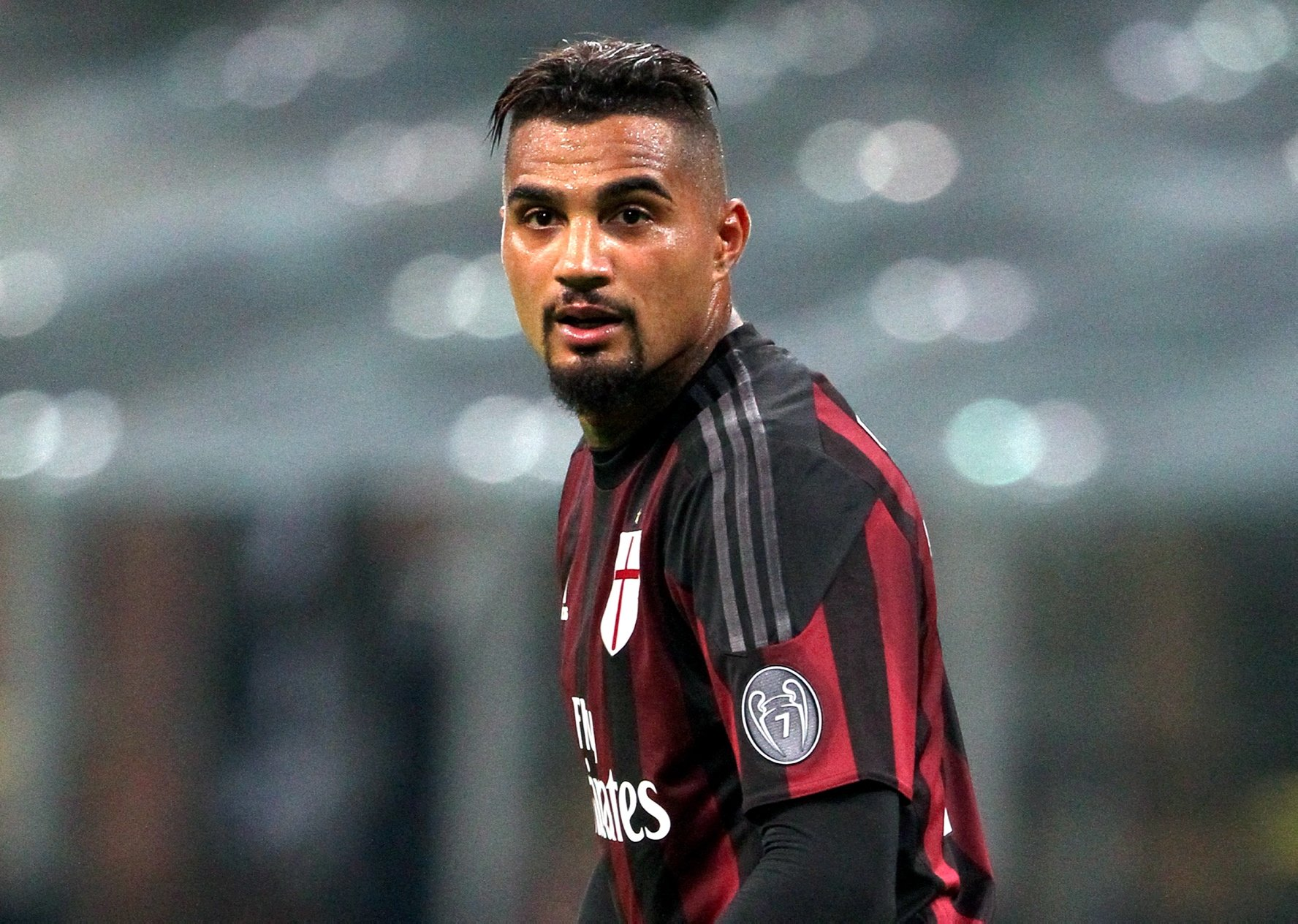 Spanish La Liga side Las Palmas table offer to sign Kevin-Prince Boateng