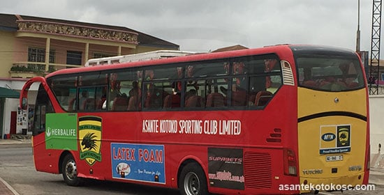 Kotoko to play Division One League campaigners Vision FC in Tema today