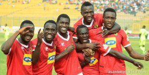 Kotoko pip second-tier side Vision FC in pre-season friendly