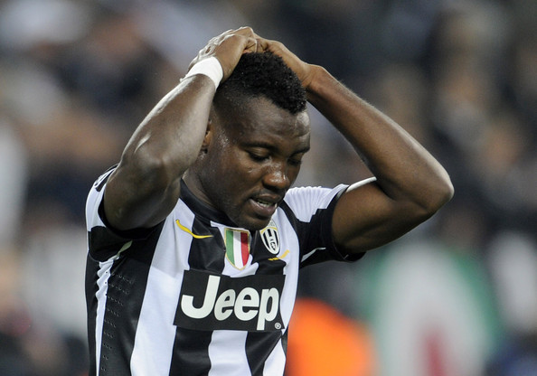 Fit again Juventus star Kwadwo Asamoah excluded from Ghana squad to face Mauritius
