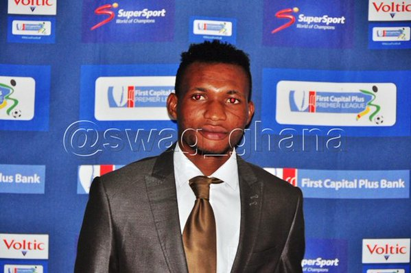 Tema Youth open talks with former New Edubiase midfielder Latif Anabila