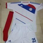 Liberty Professionals home kit for 2015/16 Ghana Premier League season leaked