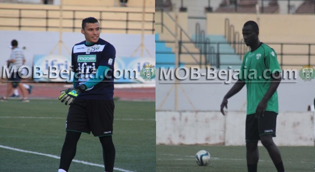 MO Bejaia lose injured duo goalkeeper Rahmani and striker Ndoye for AshantiGold clash