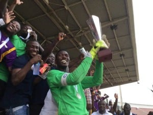 Goalkeeper Muntari Tagoe says Tom Strand deserves more respect for what he has achieved at Medeama