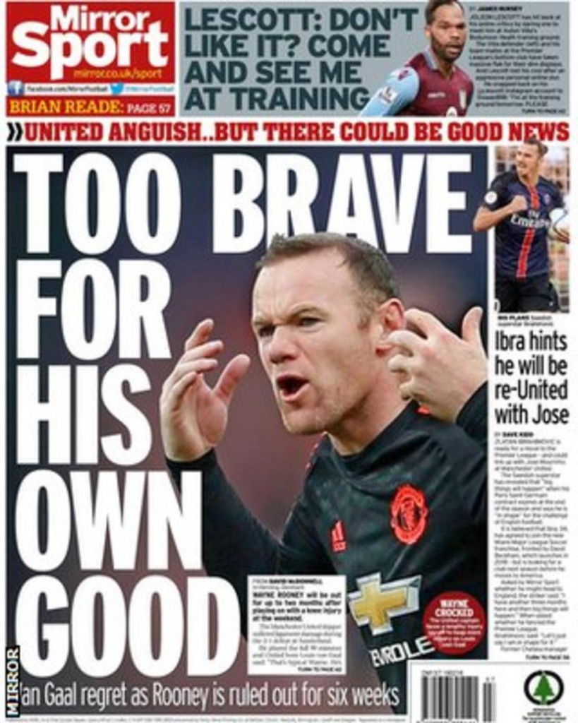 Today's newspaper gossip: Zlatan open to EPL move, Mourinho rejects offers from Italy & China