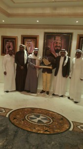 Iconic Ghana FA boss Kwesi Nyantakyi honoured by Saudi side Al-Shabab