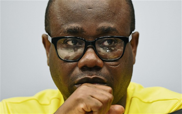 Ghana FA Boss Nyantakyi advises mum to stay away from the media because of excessive lies about him