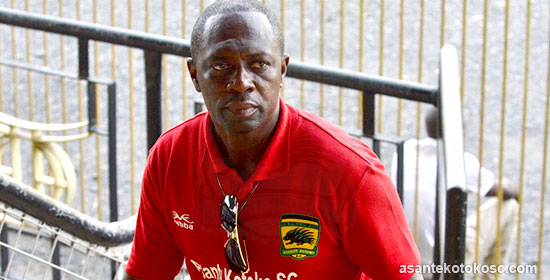Asante Kotoko CEO Opoku Nti wants to win the double this season