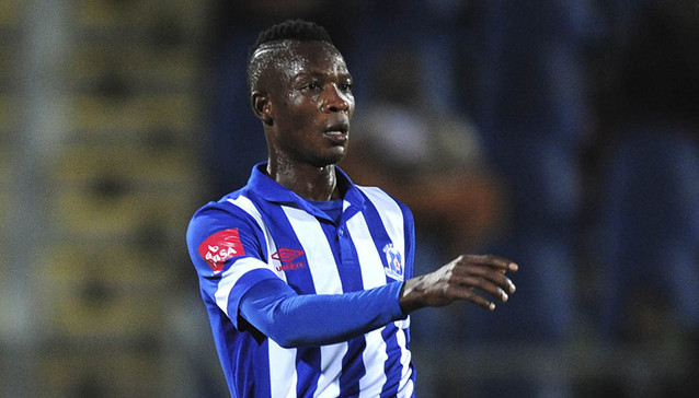 <h2>CONFIRMED: Ghana defender John Paintsil SACKED by Maritzburg United</h2>