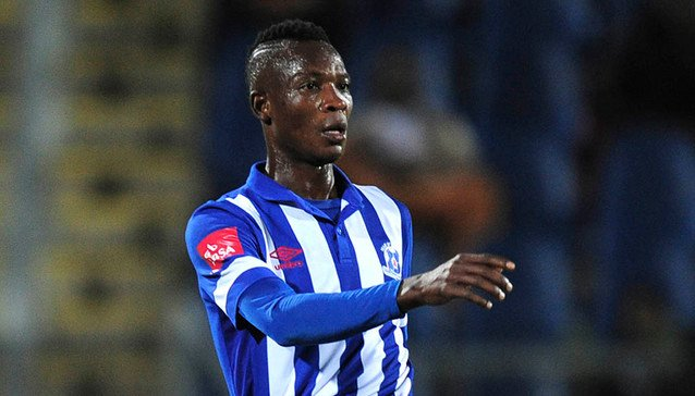 CONFIRMED: Ghana defender John Paintsil SACKED by Maritzburg United