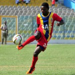 Hearts midfielder Paul Acquah set for MRI scan on niggling groin injury