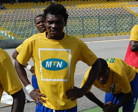 Ex-Hearts defender Philip Boampong says football is all about money