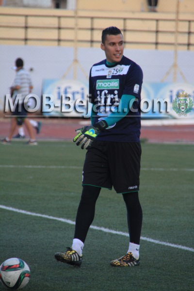 Algerian side M.O Bejaia's goalkeeper Chamseddine Rahmani predicts tough test against AshGold