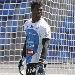 VIDEO: Razak Brimah's excellent saves in Spain this season