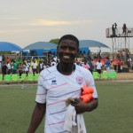 Inter Allies striker Ropapa Mensah wants to build on opening day form