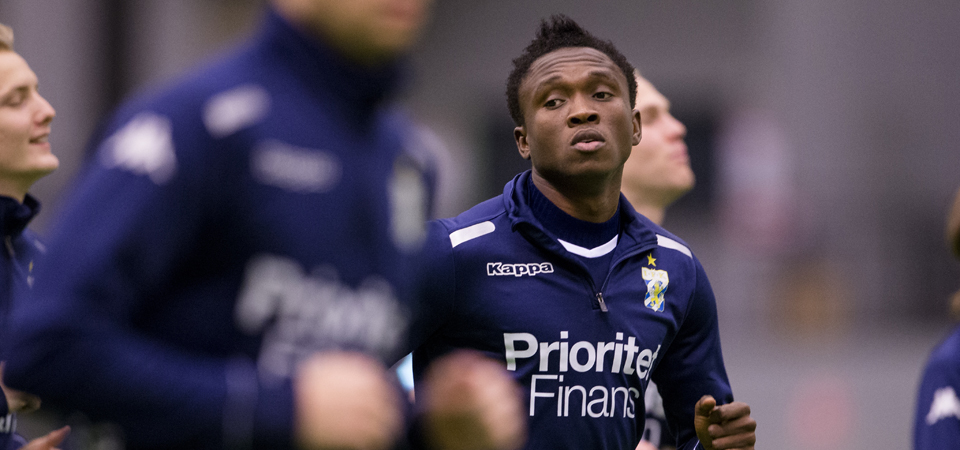 IFK Goteborg starlet Lawson Sabah wants to be a UEFA Champions League winner