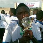Aduana Stars defender Godfred Saka targets 2015/2016 Ghana Premier League title