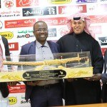 PHOTOS: Ghana FA boss Kwesi Nyantakyi grabs another honour in Saudi Arabia