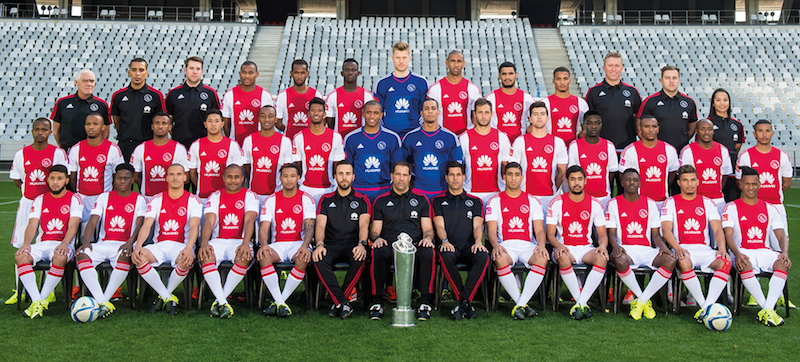 Ajax Cape Town register Lawrence Lartey in CAF Confederation Cup squad