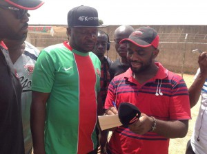 Supersport inspects facilities at Techiman City home venue Nana Ameyaw Park