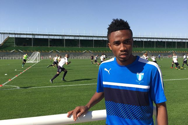 Ghana winger Samuel Tetteh talks about his experience of training with Malmo FF