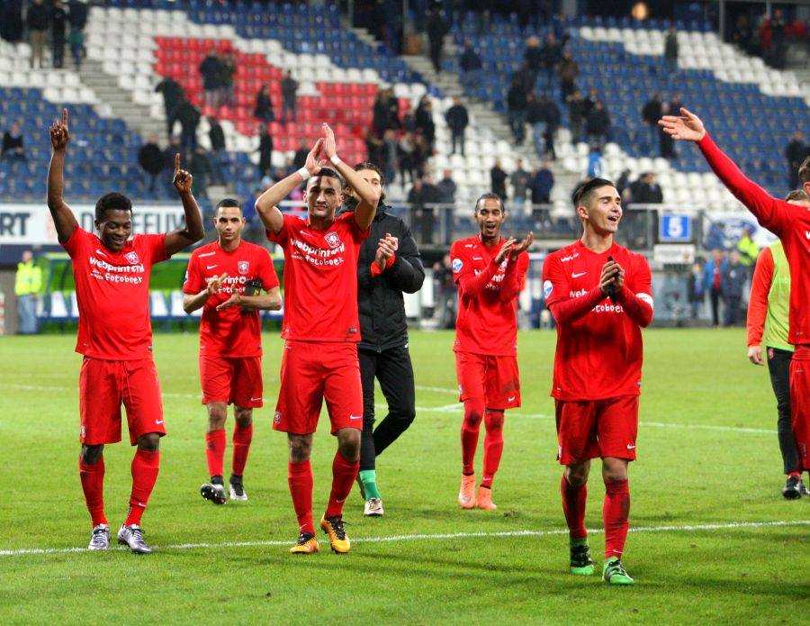Manchester City loanee Thomas Agyepong provides goal assist in FC Twente big win in Holland