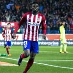 Injury setback for rising Atletico Madrid midfielder Thomas Partey; suffers thigh strain