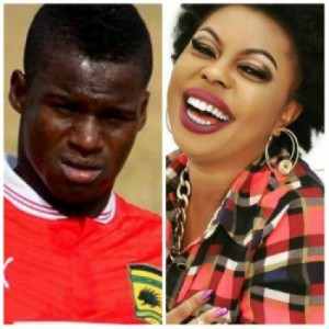 Ex-Kotoko striker Amed Toure vows to drag controversial MP Kenneday Agyapong to court over Afia Schwarzenegger sex scandal