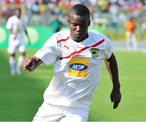 Ex-Asante Kotoko forward Ahmed Toure wont rule out a return to the club